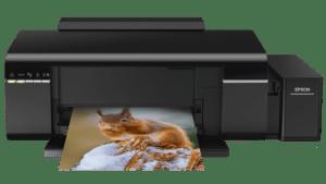 Калибровка принтера L805