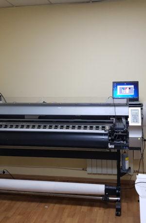 Профиль для широкоформатного принтера MIMAKI JV33-160 под сублимацию