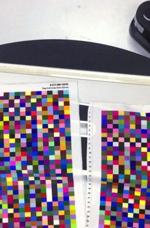 Калибровка, профилирование, линеаризация широкоформатного принтера EPSON T7000