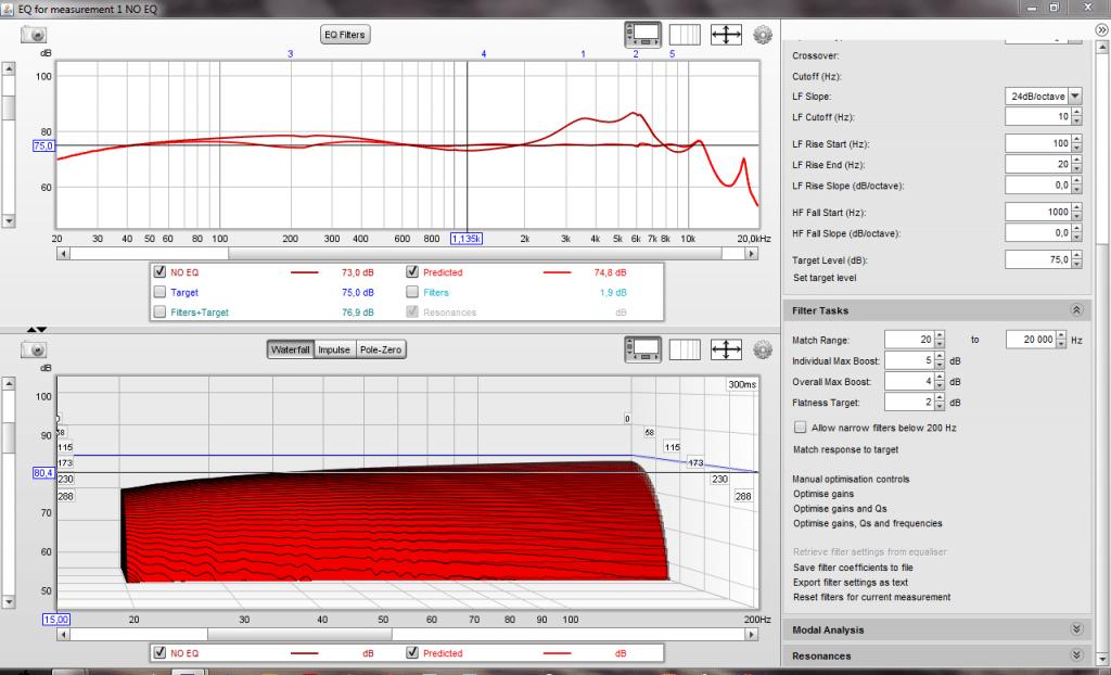 Jbl110bt АЧХ, Jbl110bt frequency response, Jbl110bt обзор