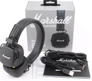 Обзор, тест, эквалайзер для крутейших наушников MARSHALL MAJOR III Bluetooth
