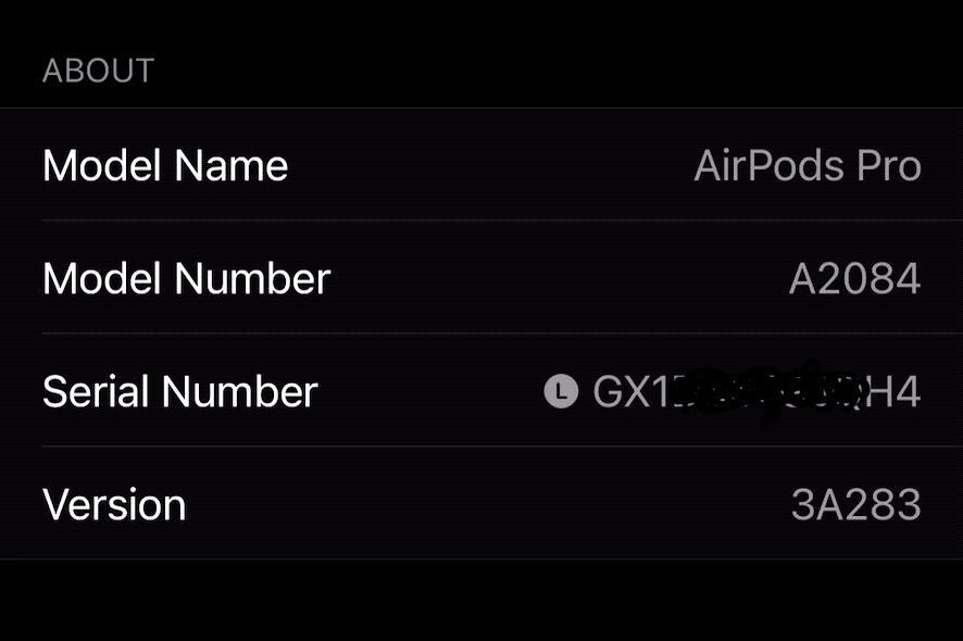 Как отличить настоящие (оригинальные) AirPods Pro от подделки. Реальный способ.
