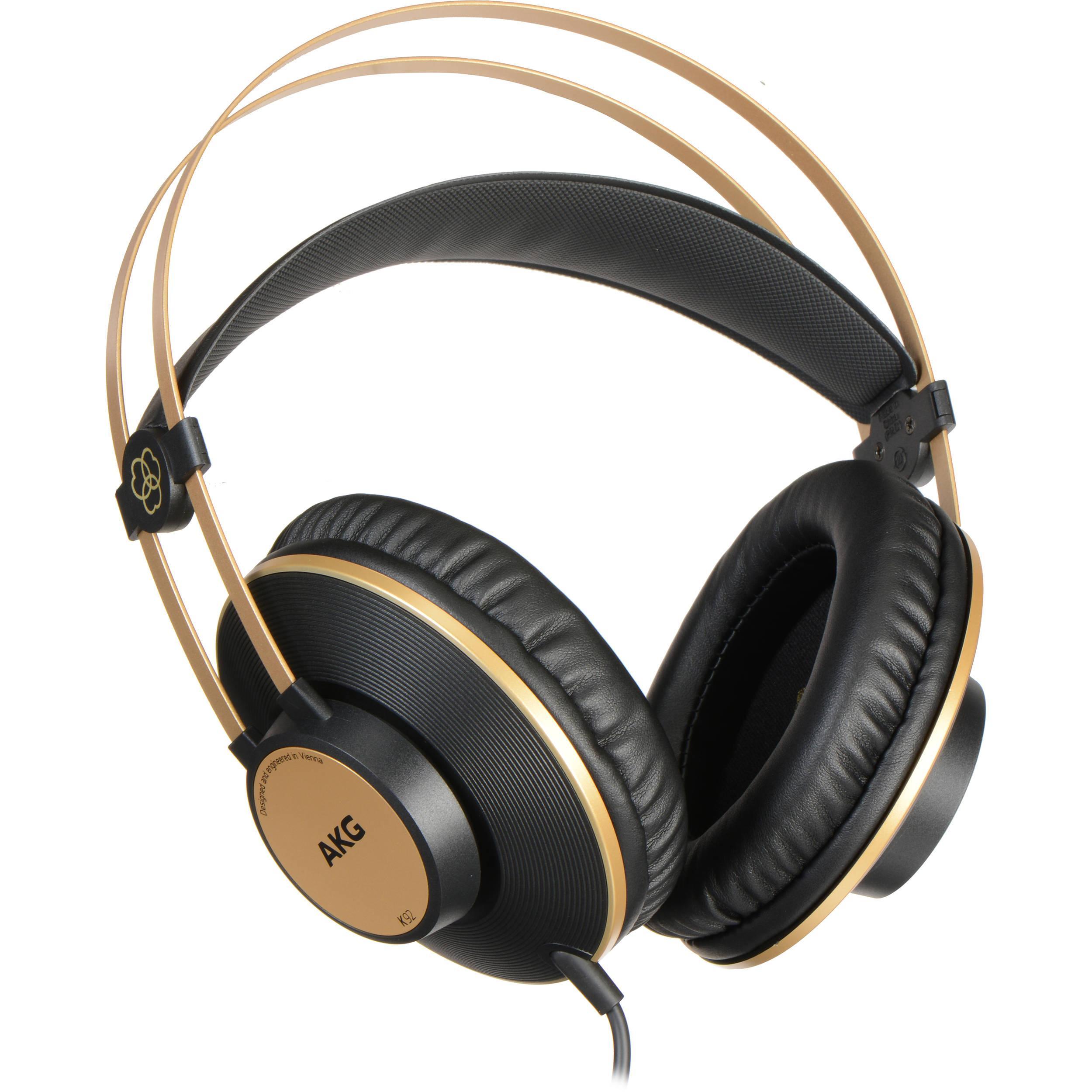 AKG K92. Frequency response, Equalizer | AKG K92, АЧХ, эквалайзер