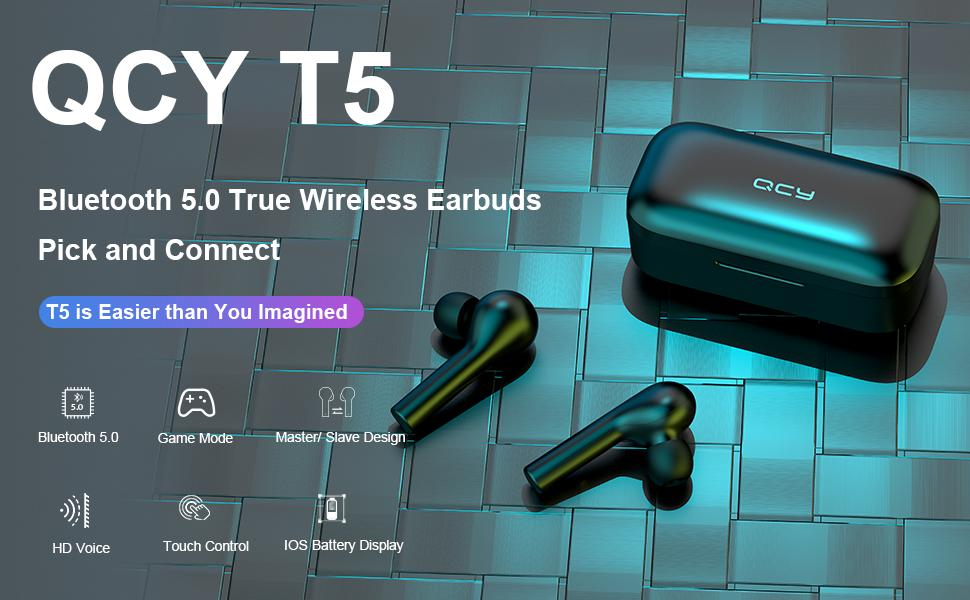 Review QCY T5. Frequency response, Equalizer | Обзор QCY T5. АЧХ, эквалайзер - WEBSTUDIUS